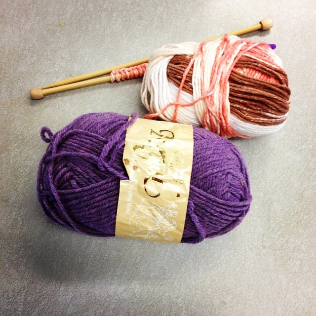 Day_1_My_student_brought_me_yarn._So_sweet___100daysofhappiness